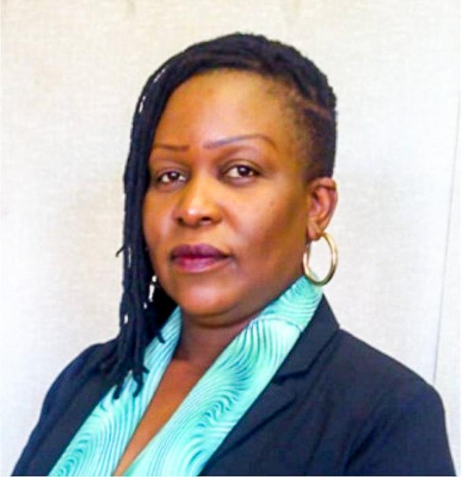 Rotarian Liz Mupure