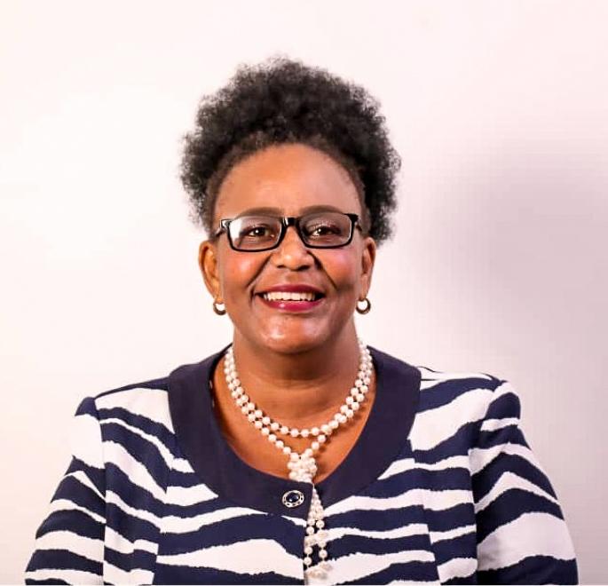 Rotarian Saneliso Mkharo