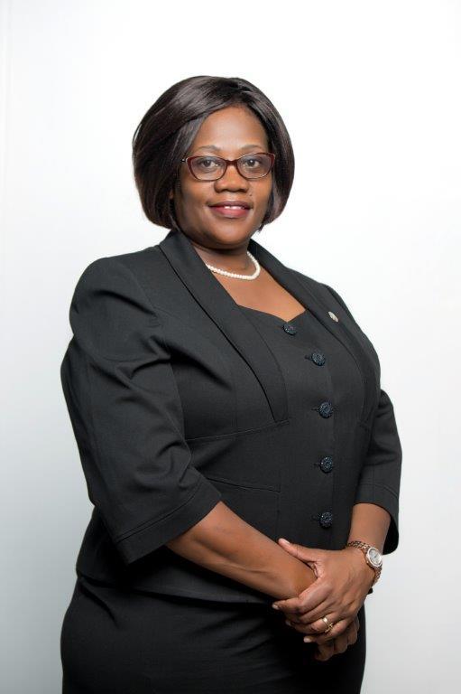 Past President Anne Nyakunu
