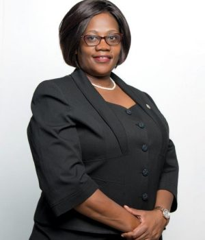 Past President Anne Nyakunu